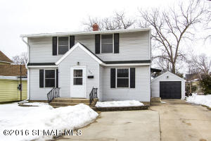 203 MANTORVILLE Avenue N, Kasson, MN 55944