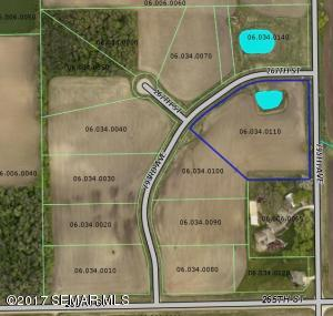 TBD Country Hills Estates (L4B2), Racine, MN 55967