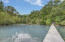 Dock/Lake Zumbro