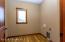 Main Floor Laundry, Wash & Dryer Hookups, Window