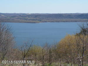 View of Lake Pepin