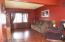 Laminate flooring throughout main floor.