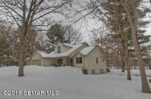 Impressive home on 1 acre lot with beautiful pines and hardwood trees. You'll love the quiet neighborhood on the edge of Cannon Falls. Easy access to Hwy 52 for commuting to Twin Cities or Rochester.