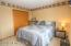 Upper level bedroom.
