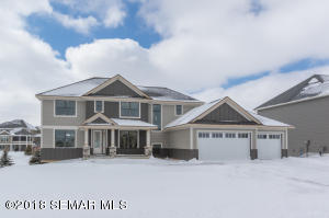 Welcome to 2284 Brandwood Rd. a fully finished walk-out 2-story home on a cul-de-sac street.