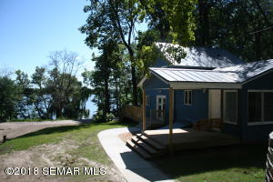 BRING YOUR BOAT & DOCK! Like new home with add'l lakeshore lot!