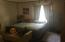 Upper level apartment bedroom #1