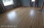 Living room - Refinished Floors