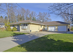 Lovely home with a great location on the outskirts of town.