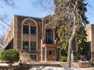 Spacious 2 bed, 2 bath condo just steps from Powderhorn Park!