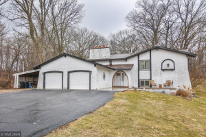 A wonderful private setting in Scandia, MN. This 3 bedroom, 2 bathroom home is all ready for you to move in!