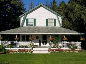 Come see this beautiful home with a wrap around porch