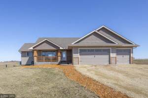 Welcome home to your NEW Home in Hammond, WI