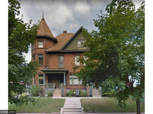 Beautiful Victorian on the bluffs of St. Paul!
