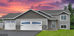 New construction in Sartell's Oak Ridge development! Construction will start soon so there is still plenty of time to pick your own finishes on this great home! Picture is of a previously built home.