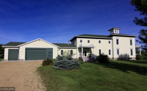 Sitting on nearly 10 acres of privacy, This vintage home south of New Richmond has all the updates and finishes of new construction right down to the hardy board exterior and newer roof installed in 2008.