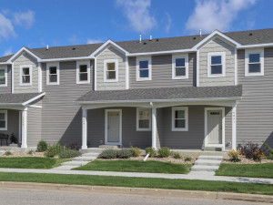 Welcome to Harvestview Townhomes we are situated along the Douglas Trail and offer 2 bedroom, 2 & 3 bathroom 2-story townhomes with 2 car heated garages and are pet friendly and allow renting.