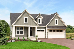 Now selling, Villas in Three Oaks. Many floor plans and finishes with package price starting in the upper $400's