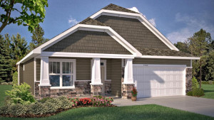 A neighborhood favorite, 'The Morgan' is the one-level-living home you've been searching for. The home's elevation includes an 18-foot wide covered front porch. Home is under construction with an estimated completion of early 2020.