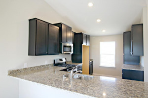 A dream kitchen regardless of lifestyle - granite countertops, maple cabinets and a stainless steel appliance package. Combined, its a touch of perfection.