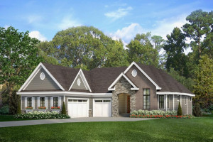 New Model home available for purchase, cul-de-sac location, main floor living, 3-car garage, gorgeous finishes!