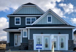 Acadia Welcome Home Center in the brand new community of Sundance Greens!
