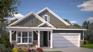 One-level living at its finest! The charming Clifton has great curb appeal and is the one-level home you've been searching for! Home is under construction with an estimated completion of early spring!