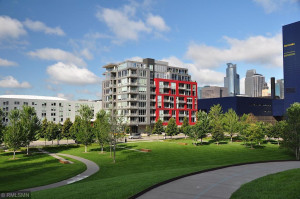 Zenith Condominiums in the Historic Mill District