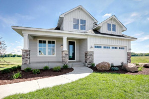 Welcome to Legacy at North Star! Our Victoria model is sure to please!