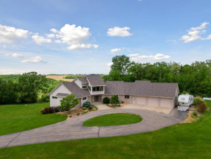 Welcome to this beautiful custom-built walk-out rambler! 246 Westwood S. St., Red Wing