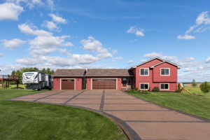Well cared for home on over 1.5 acres. Pole barn has concrete floors