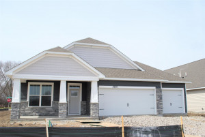 Welcome to the Morgan, a beautiful two bedroom, three car garage with many wonderful options in this home.