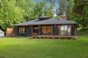 Welcome to 3739 Hickory Rd Excelsior Mn! Fully renovated Mid-Century Modern Home with Lake view in Minnetonka School District.