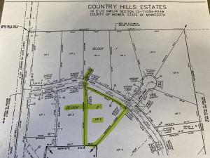 TBD Country Hills Estates (L3B2), Racine, MN 55967