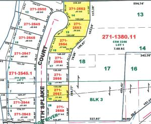 North SPLAKE Lot 16 Court, Peshtigo, WI 54157