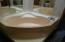 master bath with garden tub