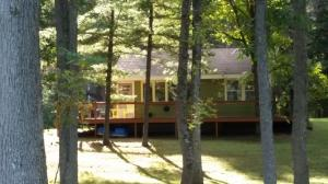 on Meno. River and 4.69 Acres with 200 ft of frontage!