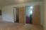 2 doors entering Extra Large Bedroom 3