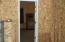 door from garage to living quarters