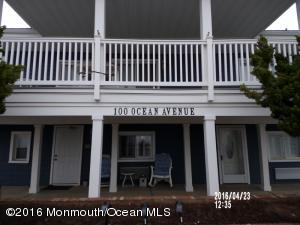 100 Ocean Avenue, 9d, Bradley Beach, NJ 07720