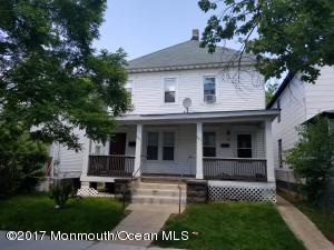 Income producing property close to Asbury train station and downtown.Sale ''as is'', CO responsibility of buyer.