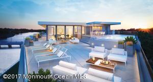 801 Ocean Avenue Penthouse, Long Branch, NJ 07740