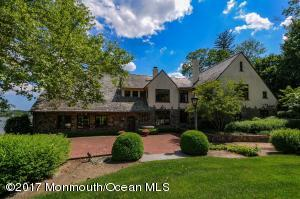 2 Browns Dock Road, Rumson, NJ 07760