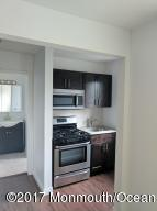 Beautiful newly renovated one bedroom unit two blocks from the picturesque Asbury Park beach. Hardwood floors, new stainless steel appliances, upgraded kitchen, upgraded bathroom, private off street parking, laundry options in building. All heat and hot water included in rent.