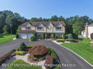 Majestic Center Hall Colonial with private In-law suite