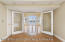 French doors to Master Suite
