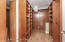 Master Bedroom custom california walk in closet