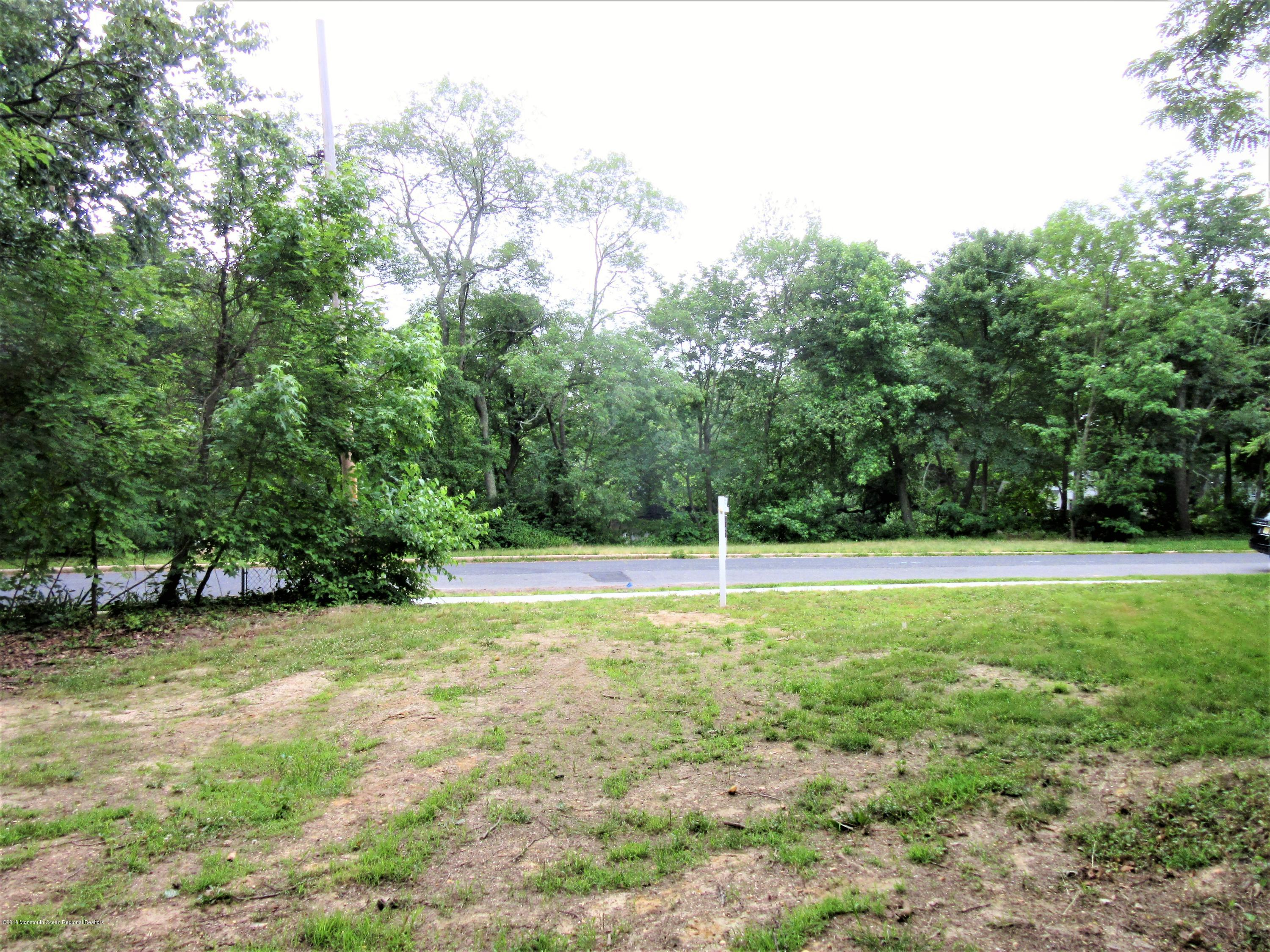Single family building lot, 50' X 75',  with Deal Lake views.