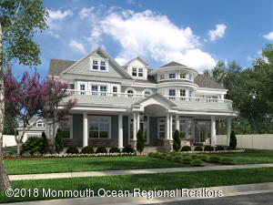 This distinctive home will be a masterpiece.