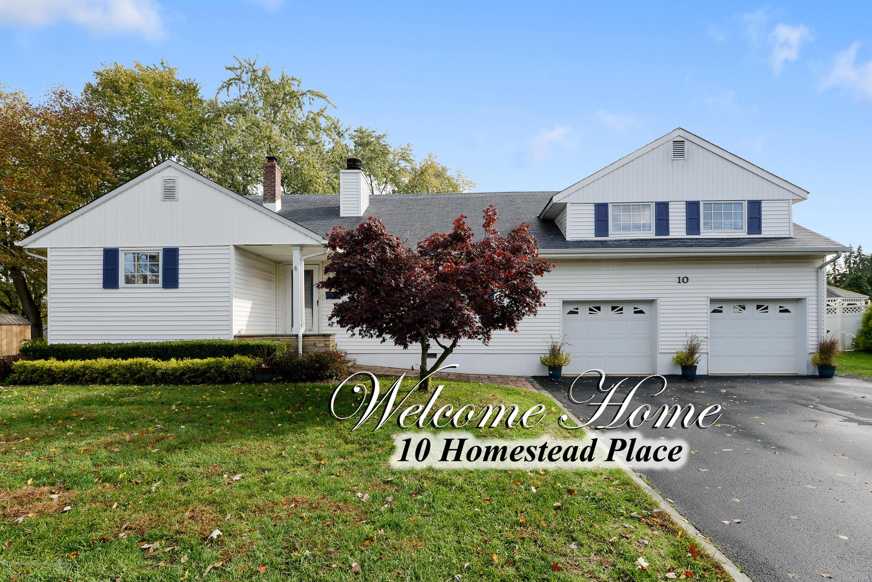 10 Homestead Place Holmdel NJ 07733